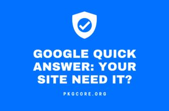 google-quick-answer
